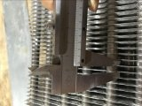 冷却装置コンデンサーのコイルの18本の管