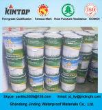 Polyurethan-konkretes Ende von der einzelnen wasserdichten Teilbeschichtung