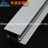 Profils en aluminium anodisés par professionnel pour le guichet et le cadre de porte