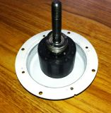 20 ventilatore alto RPM 48W del basamento di CC 12V di pollice soltanto