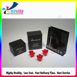 Коробка дешевого печатание черноты цены косметическая упаковывая
