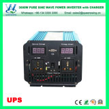 UPSの充電器(QW-P3000UPS)が付いている格子インバーター周波数変換装置を離れた3000W