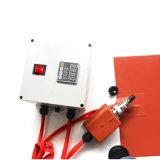 Resistenza elettrica al riscaldatore della gomma di silicone dell'acqua di calore