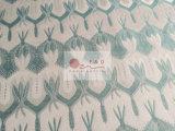 Tela tejida poliester contemporáneo del telar jacquar del sofá de la pañería