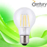 130lm/W 80ra E27 B22 8W LED Filament Bulb Globe Lights
