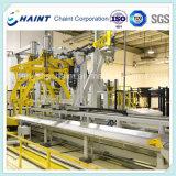 Manipulation Nonwoven et la machine d'emballage