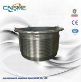 Einstellungs-Schutzkappe der Filterglocke-MP1000 für Kegel-Zerkleinerungsmaschine-Ersatzteile
