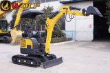mini excavatrice 1.6t hydraulique