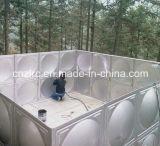 물 탱크를 용접하는 스테인리스 직사각형 위원회