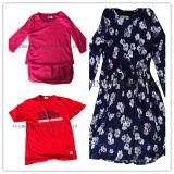 Tissu utilisé mélangé en bloc, vêtements utilisés par vêtement utilisés à vendre