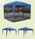蚊帳が付いている純テントが付いている10X10FTのおおい