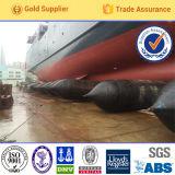 Alta resistencia para amasar la capacidad del saco hinchable del caucho de la nave