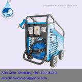 Druckpumpe und Wasser-Bläser-und Riemenscheiben-Antriebsmotor