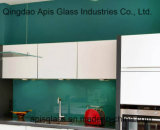 La spruzzata della cucina si imbarca su /Backsplash colorata di vetro con Ce e SGCC