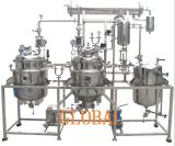 Machine chinoise d'extraction d'extracteur d'herbes d'acier inoxydable