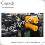 Cambiador continuo automático de la pantalla para la máquina de la granulación del anillo del agua de la película del PE