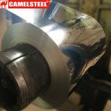 Le zinc de matériau de construction a ridé la bobine en acier laminée à froid par feuille de toiture