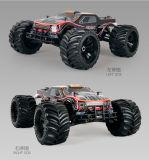4WD caminhão de monstro sem escova elétrico do 1:10 RC