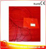 calefator da borracha de silicone do calefator da impressora 3D de 200*200*1.5mm