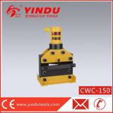 Het hydraulische Scherpe Hulpmiddel van de Staaf van het Staal (cwc-150)