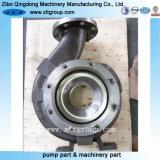 Intelaiatura della pompa di Flowserve Durco dell'acciaio inossidabile dell'ANSI (4X3-10)