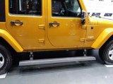 Placa Running elétrica/etapa lateral para peças sobresselentes do automóvel do Wrangler do jipe