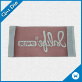 Contrassegni tessuti marchio su ordinazione per gli accessori per il vestiario
