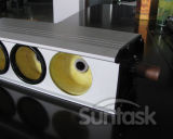De ZonneCollector van de Pijp van de Hitte van Suntask (scm-02)