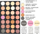 Popular Eye Beauty Makedup sombra de ojos paleta 28 colores sombra de ojos