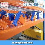 Generische Teardrop-Art-Ladeplatten-Zahnstange mit Rahmen-Schutz