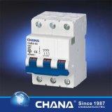 Disjoncteur du commutateur du rupteur le plus court 6ka d'homologation de CB et de CE mini