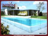 Barrière standard australienne Blaustrade en verre (DMS-B2804) de piscine