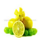 Zitrone-Wesentlich-Geschmackskonzentrat der Unterseite in der Seiten-Verstell-