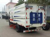 Camion de nettoyage de route de roues de la balayeuse de Jmc 5000L 6