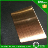 201 304 316 430 raso/no. 4/Hairline Decorative Stainless Steel Sheets