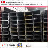 黒い長方形鋼管