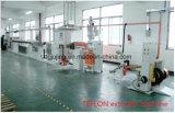 Hohe Präzisions-TeflonCable&Wire Strangpresßling-Zeile (Extruderproduktion Maschine)