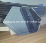 アルミニウムミラーの銀ミラーガラスおよび自由な銅ミラーガラス