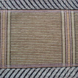 Tela de materia textil decorativa del hogar del Chenille para la cortina