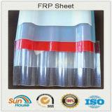 Azulejo redondo de la iluminación de la onda FRP