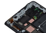 Qualität Mobile/Handy LCD für Samsung Note Edge N9150/F/V mit Touch Screen mit Frame