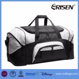 Popular Poliéster Sports Travel Gym Shoulder Duffle Bag