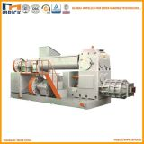 Máquina de fabricación de ladrillo suave automática llena del suelo