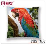 het Afgedrukte Kussen van de Vogel van 40X40cm Ontwerp
