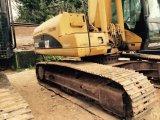 中古の構築機械装置日本は販売のための猫320cの掘削機を作った