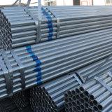 Tubulação de aço galvanizada En39 de carbono das BS para o andaime