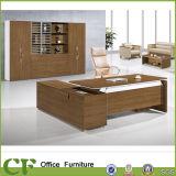 オフィス用家具CEOの机のL字型家具管理管理表