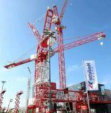Baixo preço feito no guindaste de torre do Luffing de China Ktt5520d-18 para a maquinaria de construção