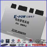 Lithium-Batterie-ReserveStromnetz für Schienen-Durchfahrt/Portmaschinerie/Serie