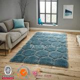 手の房状のシャギーなカーペットの現代デザインウールのカーペット